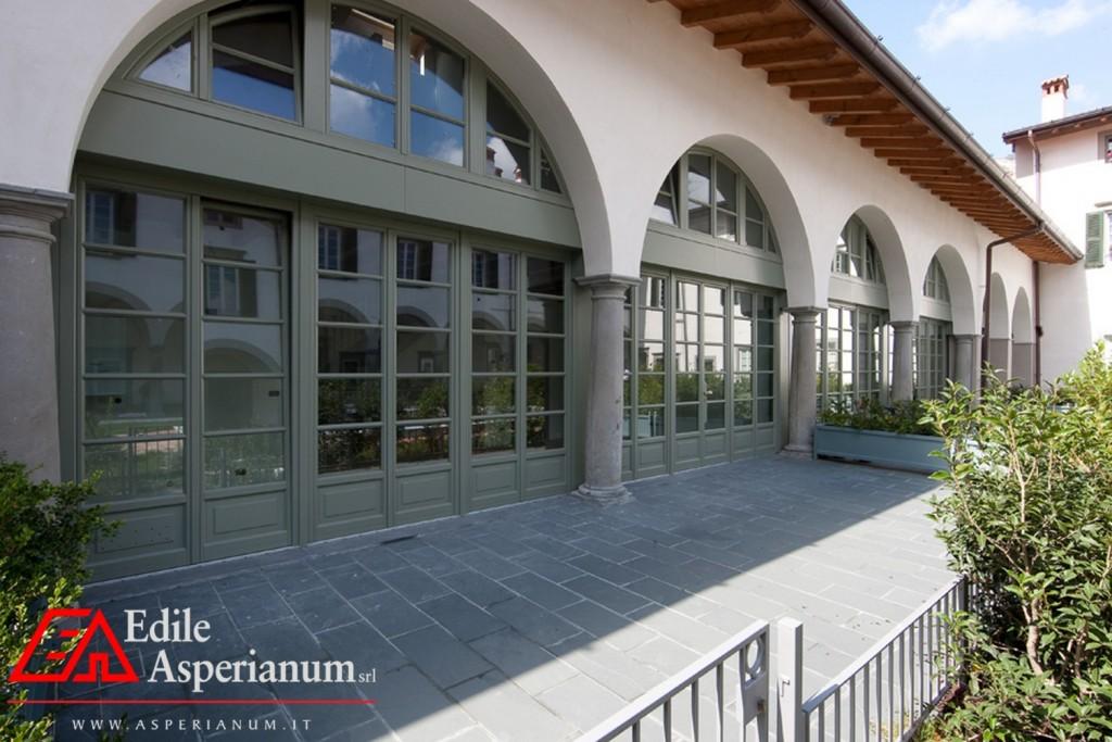 Vendita appartamento lusso su due piani val seriana for Piani di appartamento garage a buon mercato