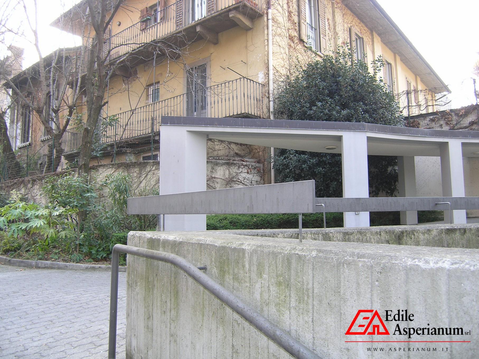 Posti auto in vendita Centro Bergamo