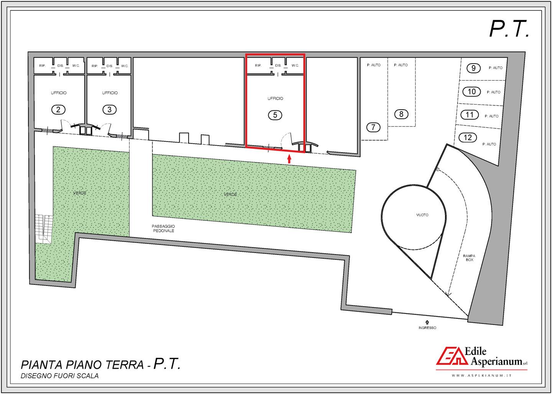 Vendita Ufficio Centro Bergamo