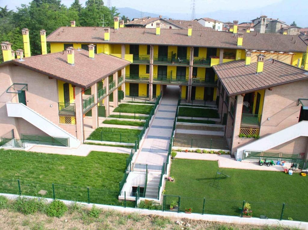 Appartamenti Gorlago Nuova Filanda, Villette a Gorlago