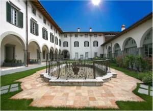Palazzo Spampatti Gandino valle Seriana