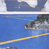 "Walking on the water with Christo: ""On Iseo Lake I will realize my dream"""