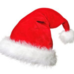 fine image of santa claus hat