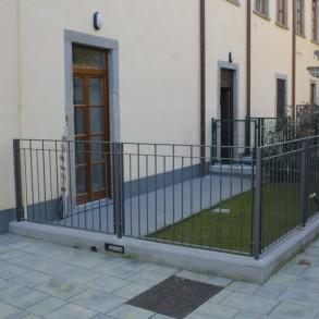 Vendita Bilocale con doppio giardino a Gorlago