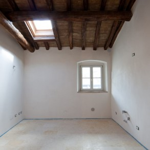 Mini Attico in Palazzo Storico – Gandino – Val Seriana