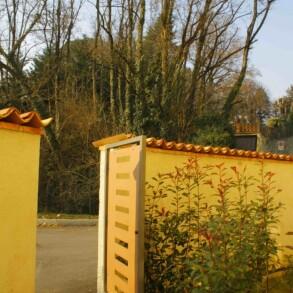 Vendita Trilocale con giardino alla Filanda di Gorlago – Bergamo